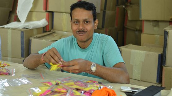 Prosant Das checking product for quality control