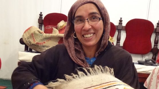 Gulzara Muneer - a ZDPM artisan