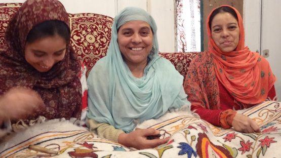 Amina and friends, ZDPM artisans