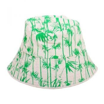 Rainforest print sunhat | TradeAid