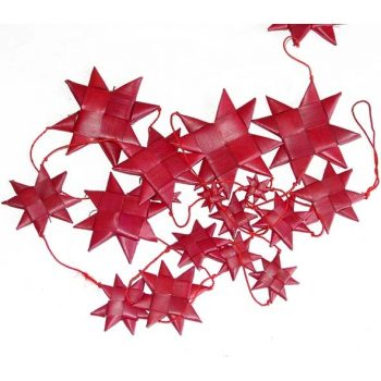 Red star garland | TradeAid