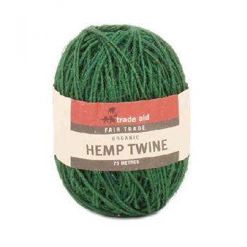 Green hemp twine | TradeAid