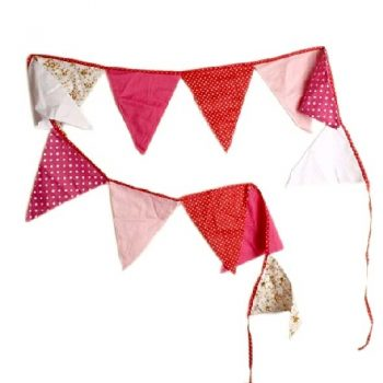 Multicolour decorative flags | TradeAid