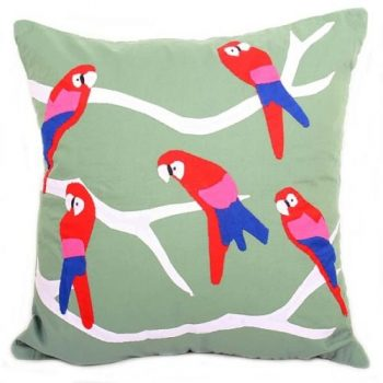 Parrot cushion cover | TradeAid