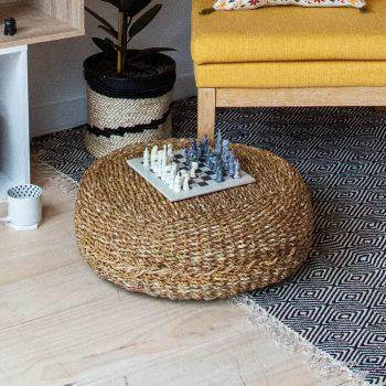 Hogla floor cushion | TradeAid