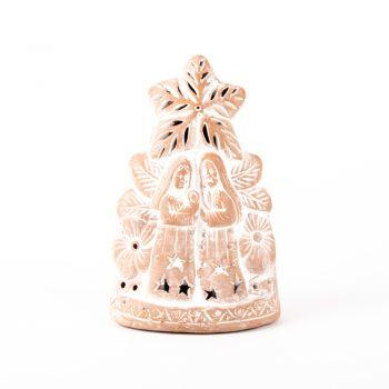 Star nativity design tealight holder   TradeAid