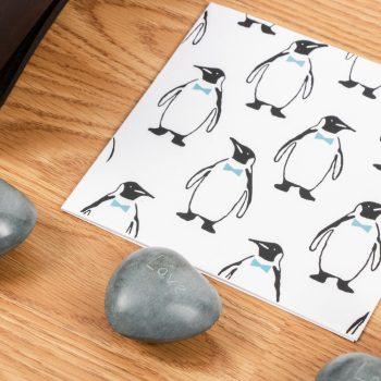 Penguin card | TradeAid