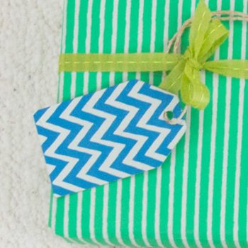 Geometric gift tag | Gallery 1 | TradeAid