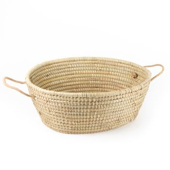 Large oval kaisa basket | TradeAid