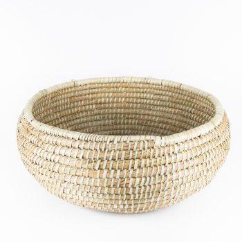 Large kaisa dhaka bowl | TradeAid