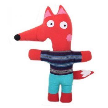 Guatemalan fox toy | TradeAid