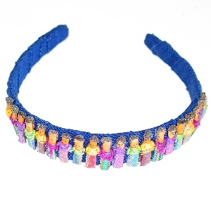 Worry doll headband | TradeAid