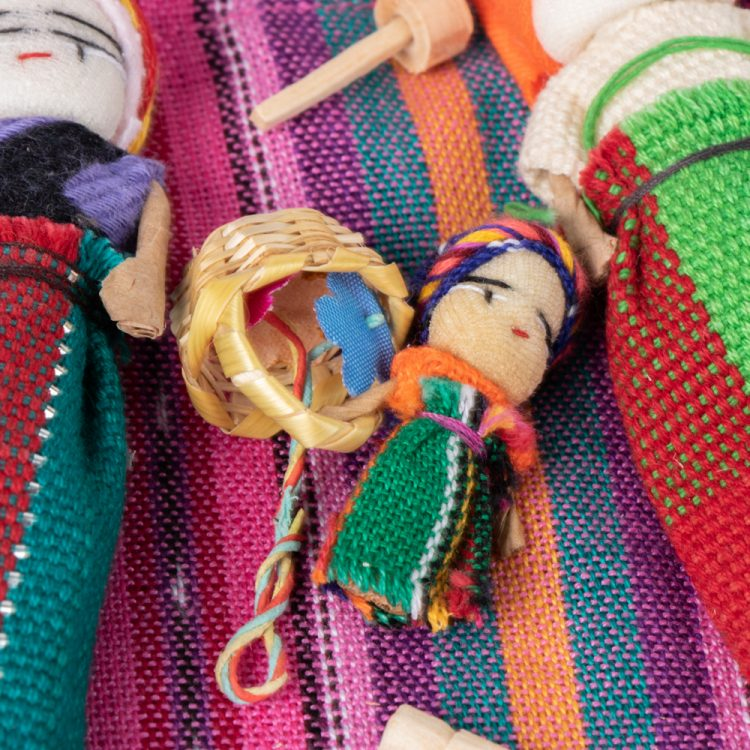 Mayan family in bag | Gallery 2 | TradeAid