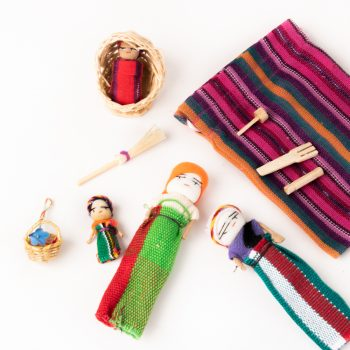 Mayan family in bag | Gallery 1 | TradeAid