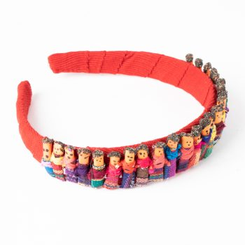 Worry doll headband | TradeAid