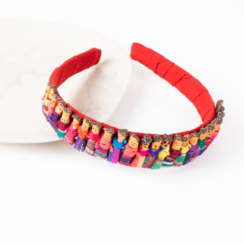 Worry doll headband | Gallery 1 | TradeAid