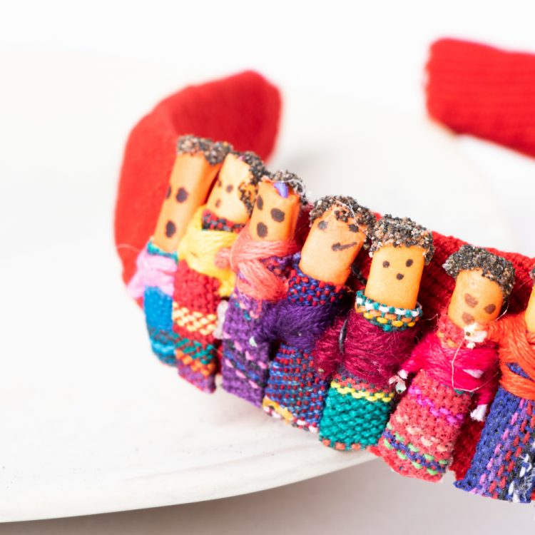 Worry doll headband | Gallery 2 | TradeAid
