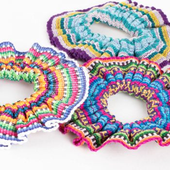 Cinta fabric scrunchie   Gallery 2   TradeAid