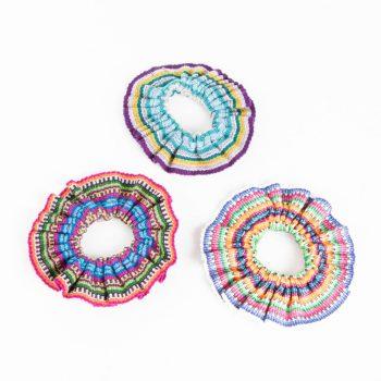 Cinta fabric scrunchie   Gallery 1   TradeAid