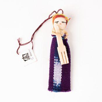 Hanging mayan doll decoration | TradeAid
