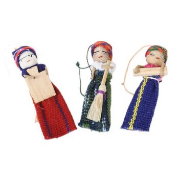 Hanging mayan doll decoration | TradeAid