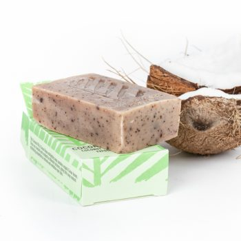 Coconut and cacao exfoliating soap | Gallery 1 | TradeAid