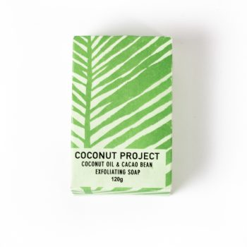 Coconut and cacao exfoliating soap | Gallery 2 | TradeAid