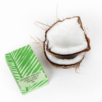 Coconut and tamanu gardeners soap   TradeAid