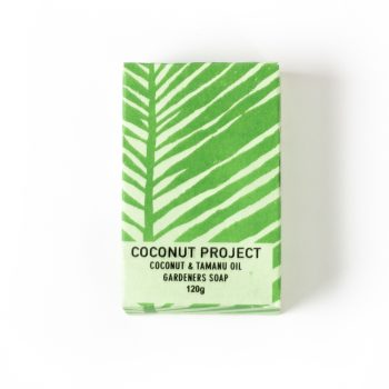 Coconut and tamanu gardeners soap   Gallery 2   TradeAid