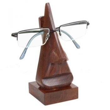 Sheeshamwood glasses stand | TradeAid