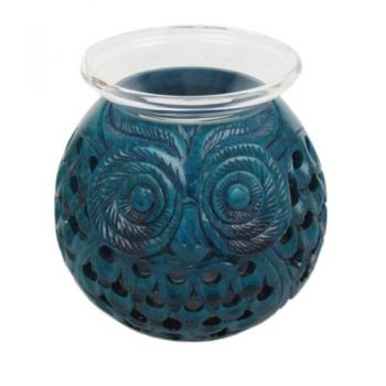 Stone owl oil burner | TradeAid