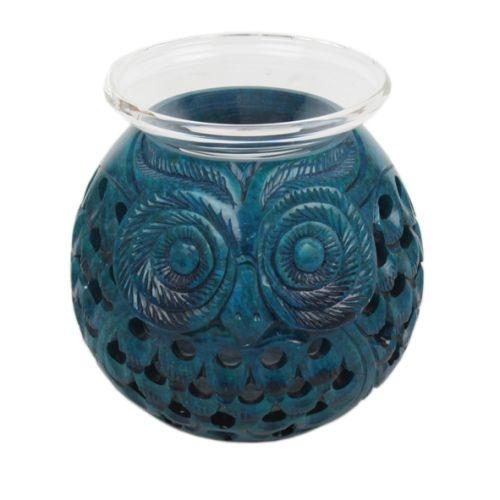 Stone owl oil burner | TradeAid