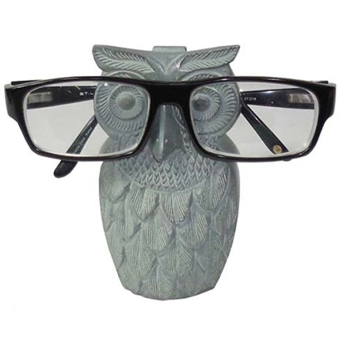 Owl glasses stand | TradeAid