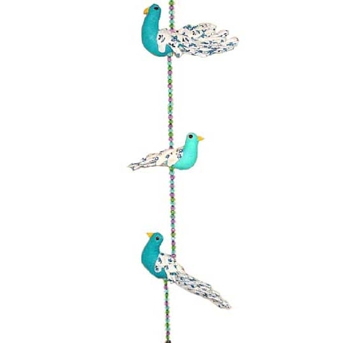String of doves with bead | TradeAid