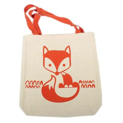 Fox tote bag | TradeAid