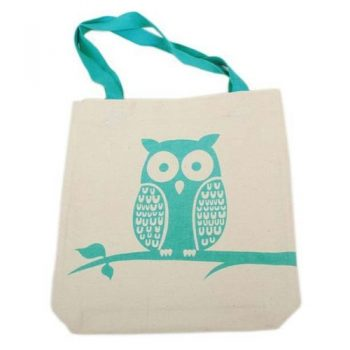 Owl tote bag | TradeAid