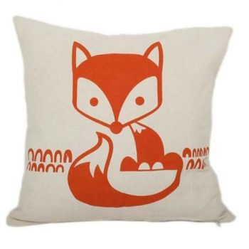 Fox cushion cover | TradeAid