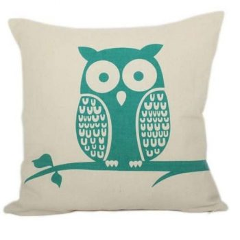 Owl cushion cover | TradeAid