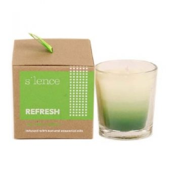 Tea tree scented candle | TradeAid