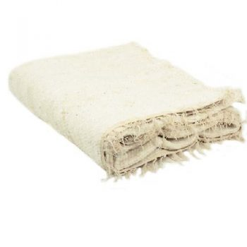 Large natural floor rug | TradeAid