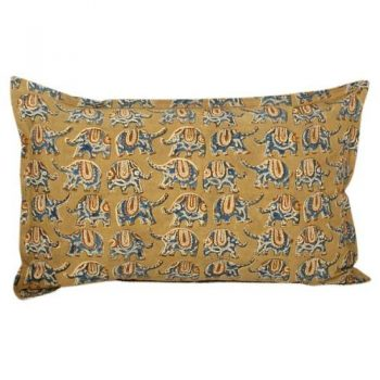 Elephant print pillowcase | Gallery 1 | TradeAid