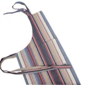 Striped cotton apron | TradeAid
