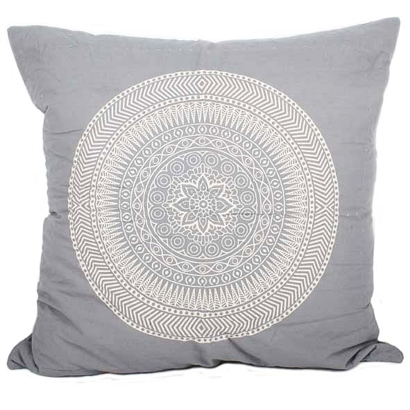 European circle design pillowcase | TradeAid