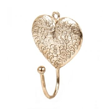 Heart coat hook | TradeAid