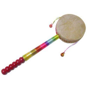 Damru shaker drum | TradeAid