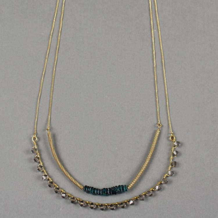Two strand necklace | TradeAid