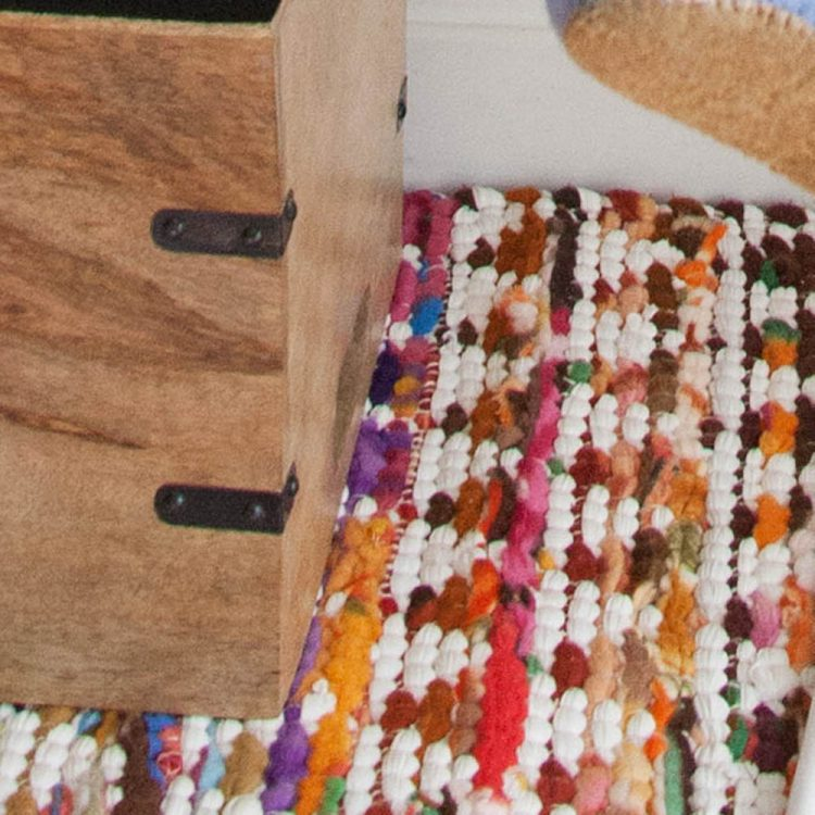 Small triangle  rug | TradeAid