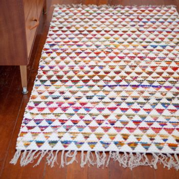 Medium triangle rug | Gallery 2 | TradeAid