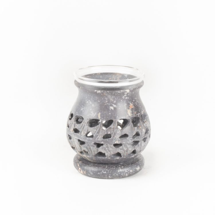 Gorara stone oil burner | TradeAid