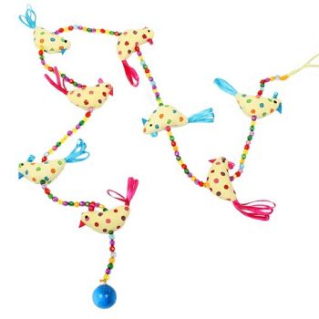 String of spotty birds | TradeAid